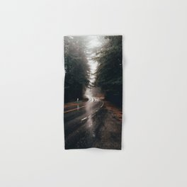 PHOTO - OF - ROAD - DURING - DAYTIME - PHOTOGRAPHY Hand & Bath Towel