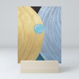 Meditation Visions. Mini Art Print