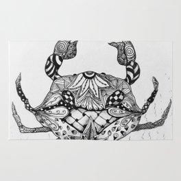 Zen Crab Rug