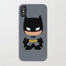 The DarkKnight Slim Case iPhone X