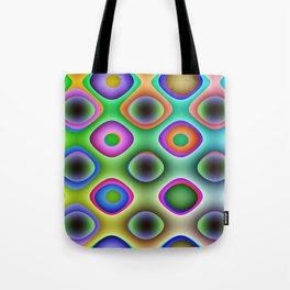 Crazy Candy's Abstract 4 Tote Bag