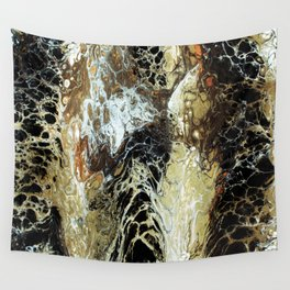 FLUID SIXTEEN Wall Tapestry