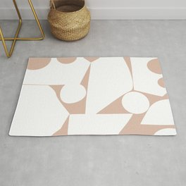 Shape study #16 - Inside Out Collection Rug