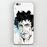 dylan iPhone & iPod Skins featuring Dylan by Emilio Correa