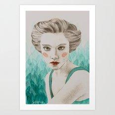Hera Art Print
