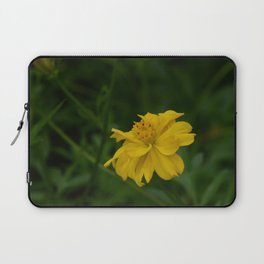 Yellow Summer Flower Laptop Sleeve