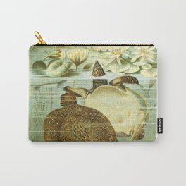 Vintage Turtles Carry-All Pouch