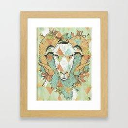 Offering Framed Art Print