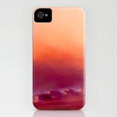 Winter-sun, in Iceland, Seltjarnarnes. iPhone (4, 4s) Slim Case