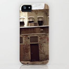 Absolutely No iPhone Case