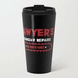 Sawyer's Chainsaw Repair Travel Mug
