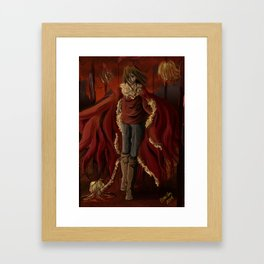 Prince of Darkness Framed Art Print