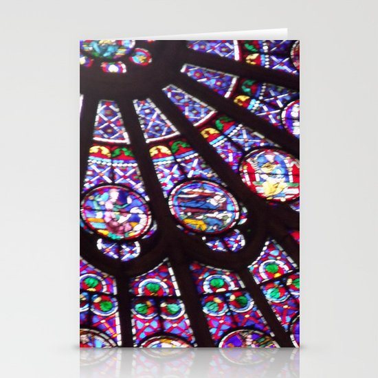 Rose Window (Notre Dame)  Stationery Cards