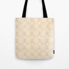Scribbled Unicorn V3 Tote Bag