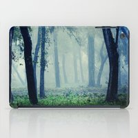 fairytale iPad Cases featuring Fairytale by Slight Clutter