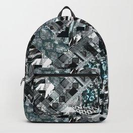 Exotic patchwork.2 Backpack