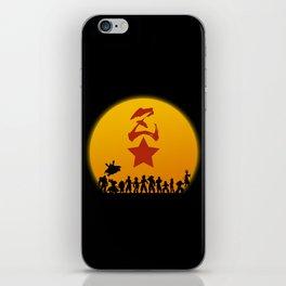 Super Warriors iPhone Skin