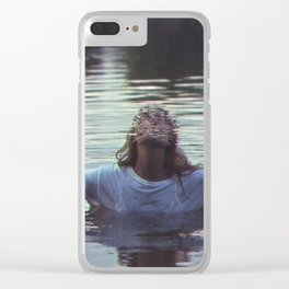 Water graves 3 Clear iPhone Case