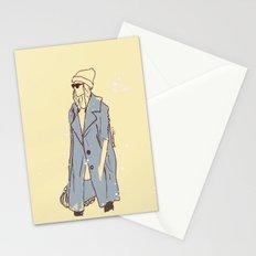 Coat Stationery Cards