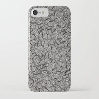 decal iPhone & iPod Cases featuring Chaos!! by Alejandro Ayala