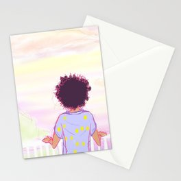Deme and Maz Stationery Cards