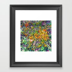 Yardage Framed Art Print