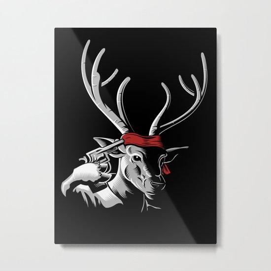 The Deer Hunter Metal Print