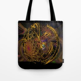 Doin' the Cosmic Boogie Tote Bag