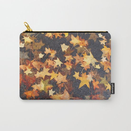 Earth Stars Carry-All Pouch