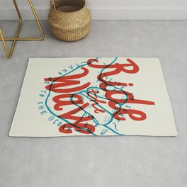 Ride the Wave Rug