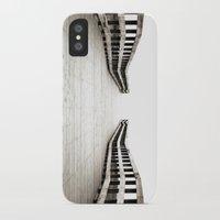 boardwalk empire iPhone & iPod Cases featuring Boardwalk by Shaun Lowe