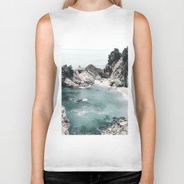 California Beach Biker Tank