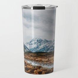 Mount Cook National Park Travel Mug
