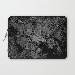 Baltimore map Maryland Laptop Sleeve