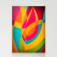 magnolia Stationery Cards featuring magnolia by Julia Tomova