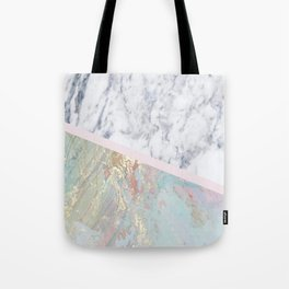 Whimsical marble fantasy Tote Bag