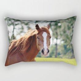 I am Beautiful Rectangular Pillow