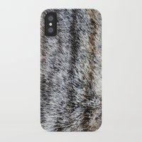 furry iPhone & iPod Cases featuring Furry by Courtney Spencer