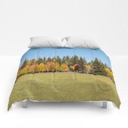 Autumn Colors - II, North_Rim Grand_Canyon, AZ Comforters