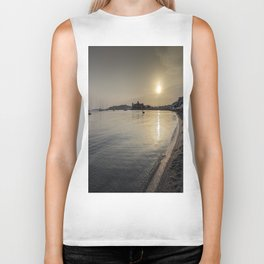 Bodrum Bay Sunset Biker Tank