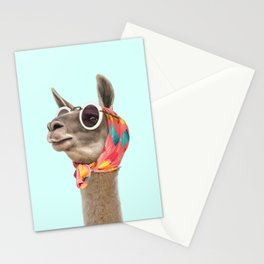 FASHION LAMA Stationery Cards