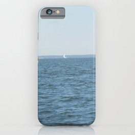 Sweet Day On the Bay iPhone Case