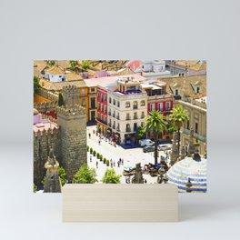 Seville Mini Art Print