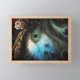 Gaia's Garden 2 Framed Mini Art Print