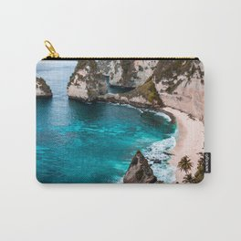 Wave Series Photograph No. 7 - Ocean Paradise Carry-All Pouch