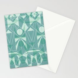 Nordic Combination 34 Stationery Cards