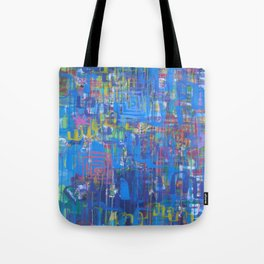 Forward is The Only Direction Tote Bag