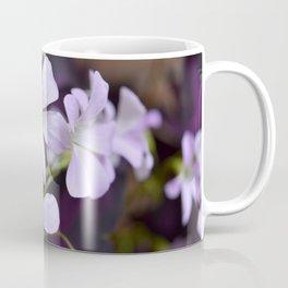 Flower | Flowers | Delicate Lavender Petals | Small Purple Flowers | Coffee Mug