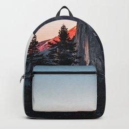 Last Light at Yosemite National Park Backpack