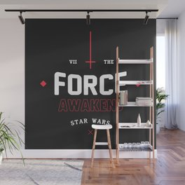 THE FORCE AWAKENS VII Wall Mural